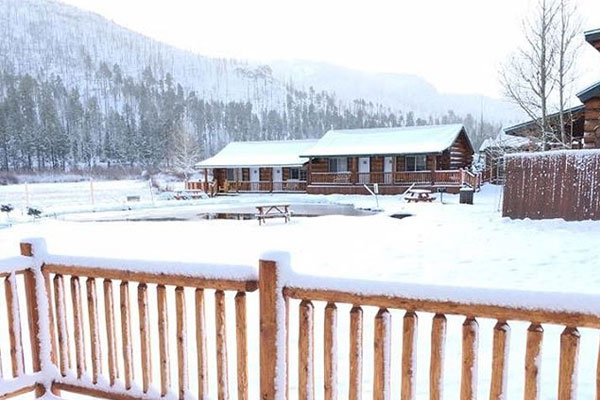 Winter Sale: Greer Lodge Resort & Cabins