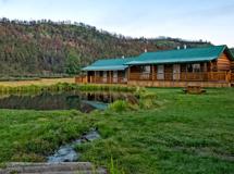 Log Motel Rooms