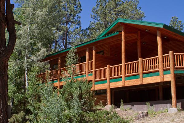 Cabin #80-83 Sleeps 6 | Greer Lodge Resort & Cabins
