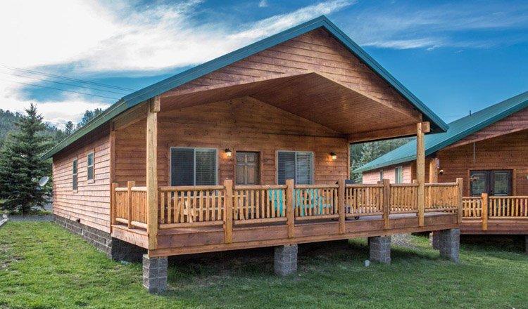 284 cabin sleeps 8 greer lodge arizona for Cabins near greer az
