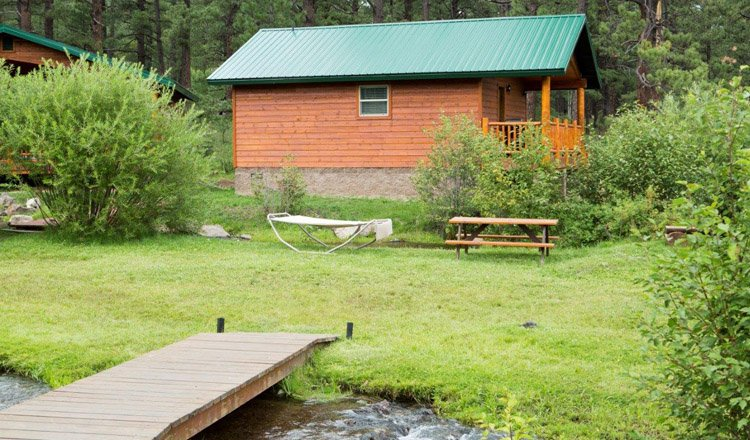 97 cabin sleeps 4 greer lodge arizona for Cabins to rent in greer az