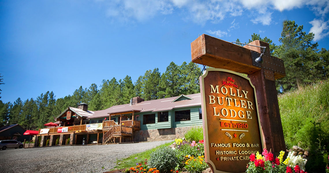 Molly Butler Lodge