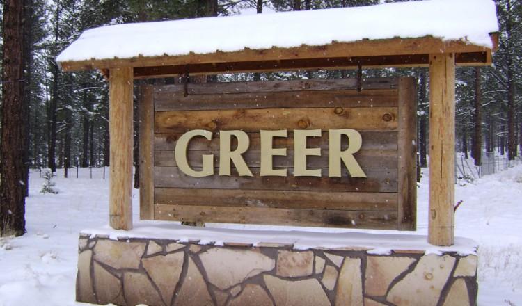Best of Greer Arizona