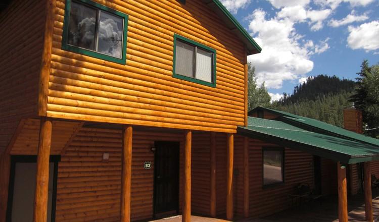 83 cabin sleeps 6 greer lodge arizona for Cabins near greer az