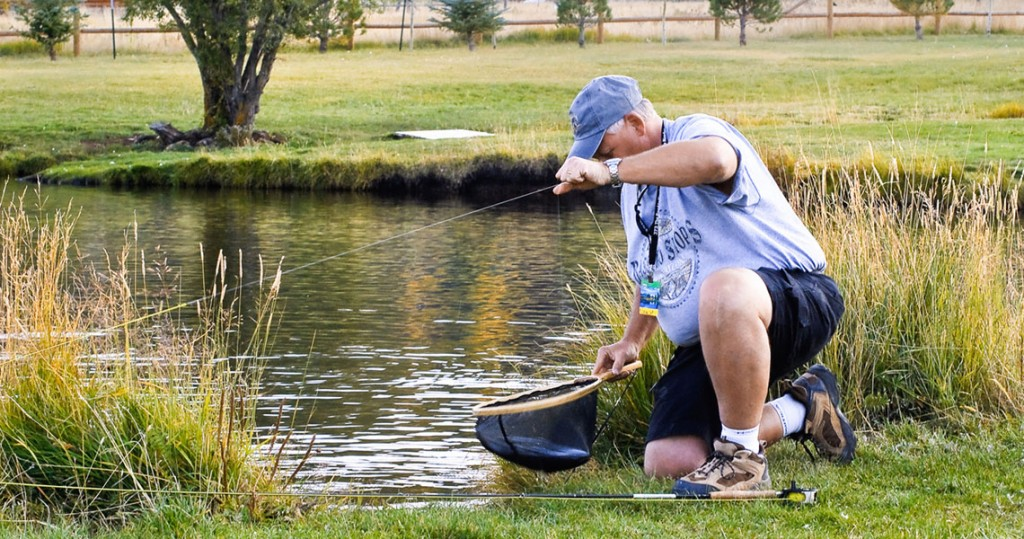 Fishing Greer Lodge Arizona