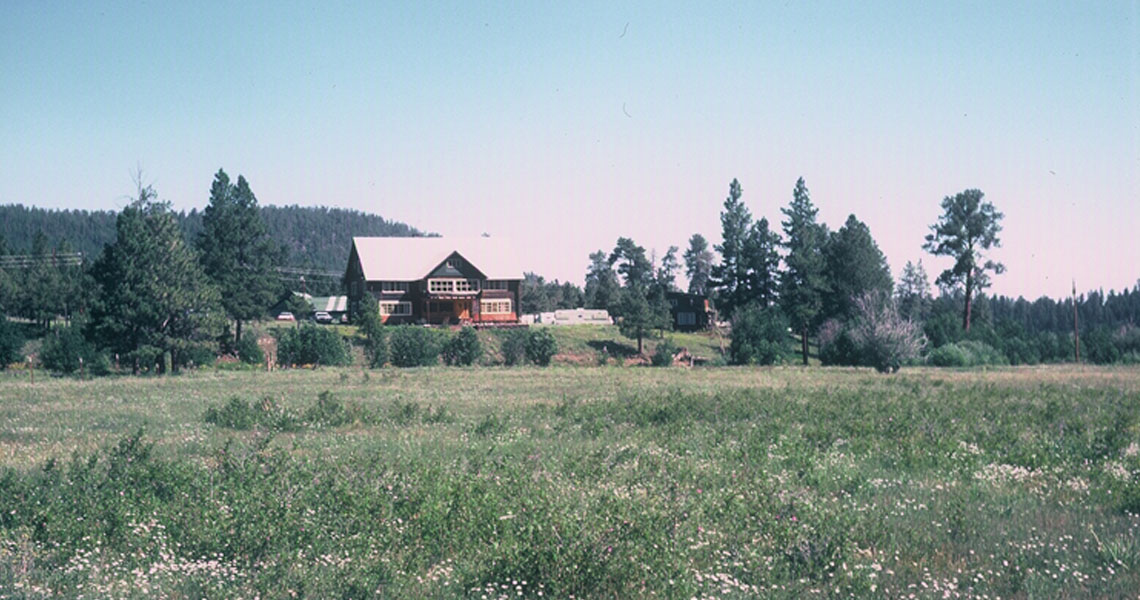 Historic Greer Lodge