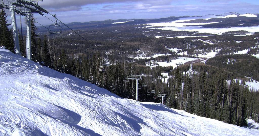 Sunrise Ski Mountain, Arizona