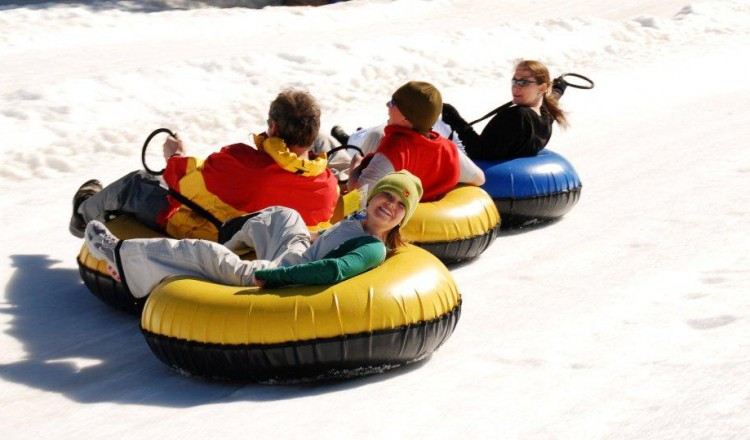 Tubing - Greer Lodge AZ