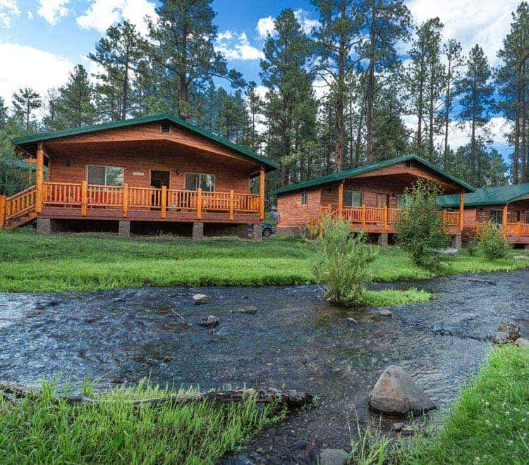 greer az cabin rentals motel rooms greer lodge
