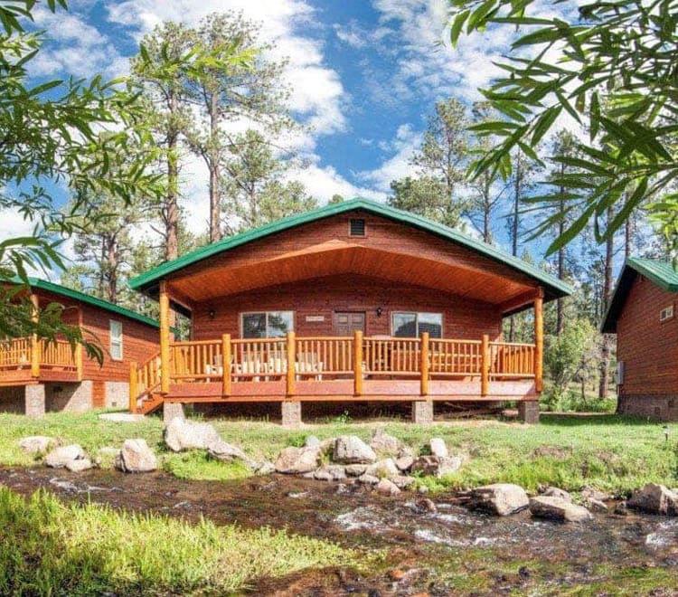 Greer, AZ Cabin Rentals & Motel Rooms | Greer Lodge