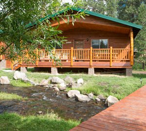 Cabin 96, Sleeps 6 at Greer Lodge Resort & Cabins