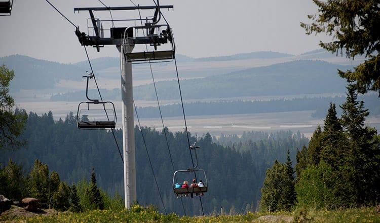 Scenic Lift Tours at Sunrise Park Resort