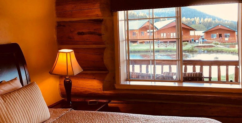 New Log Cabins in Greer