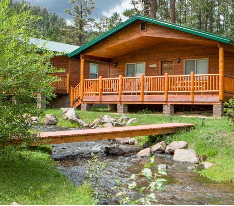 Greer Az Cabins Rentals On The River Amp Ponds Greer