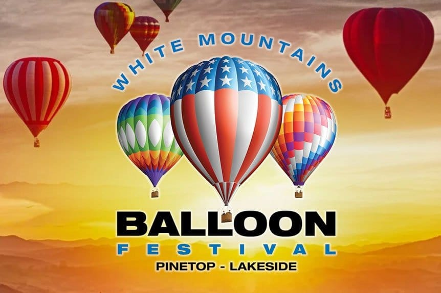 White Mountain Balloon Festival 2019