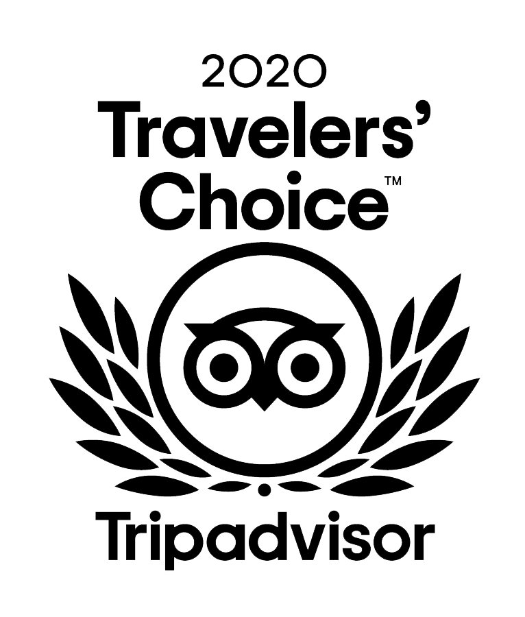 TripAdvisor: 2020 Certificate of Excellence