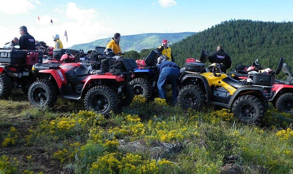 ATV Riding in Greer, AZ