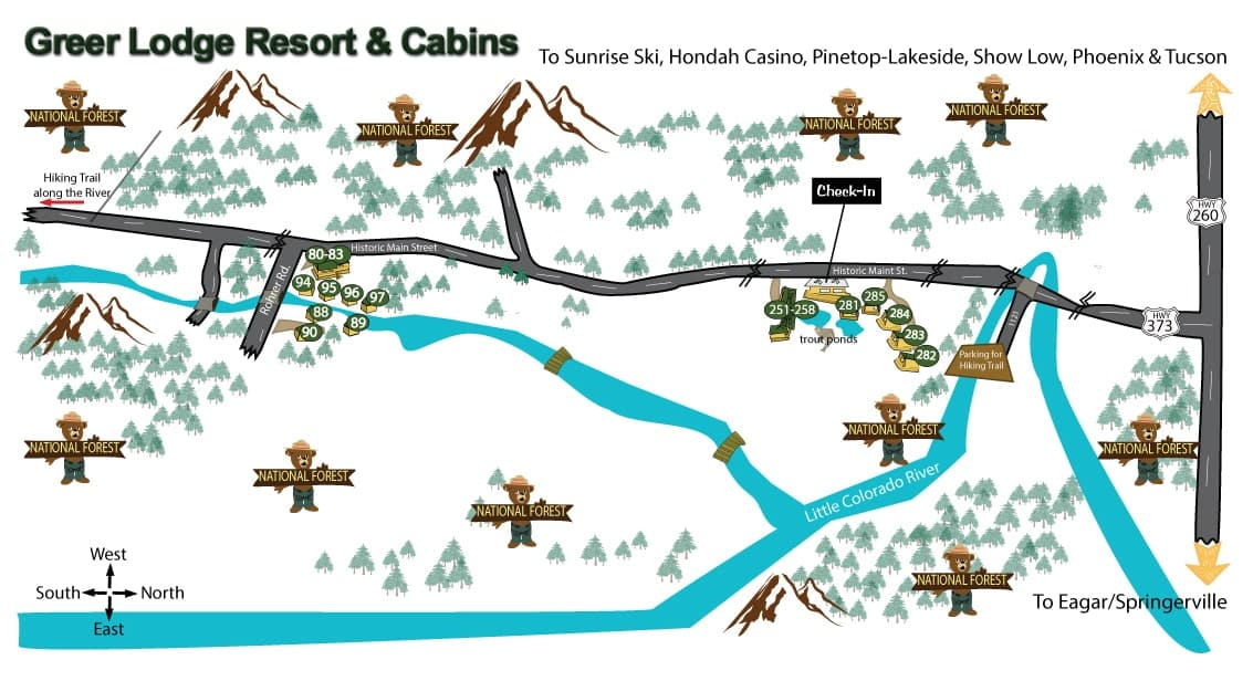Greer Lodge Resort & Cabins, Arizona